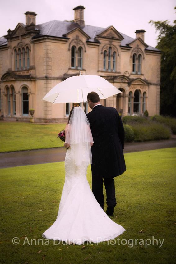 Beechfield House wet wedding