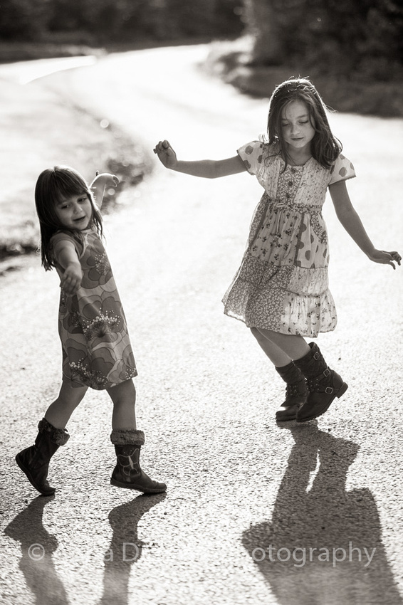 Childrens' lifestyle photography