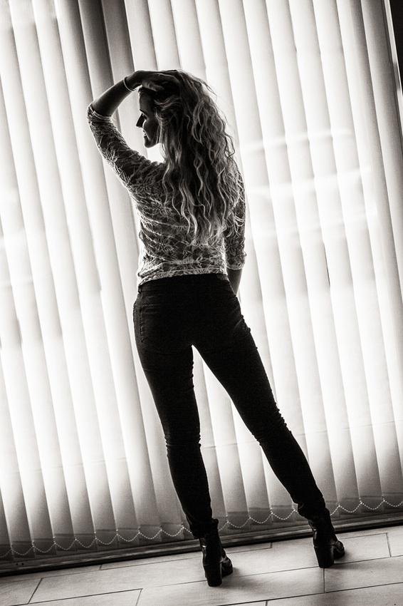 Model full length Lacock Photography