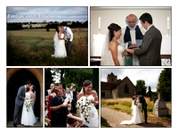 A Hertfordshire  wedding