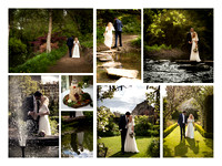 Summer wedding in Malmesbury