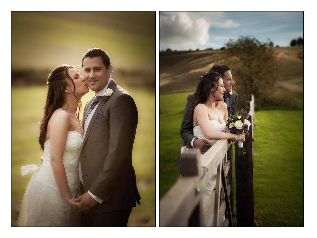An autumn wedding in Wellington Barn