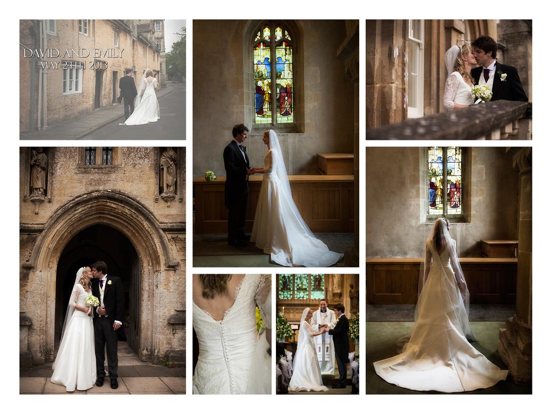 Wedding in Corsham