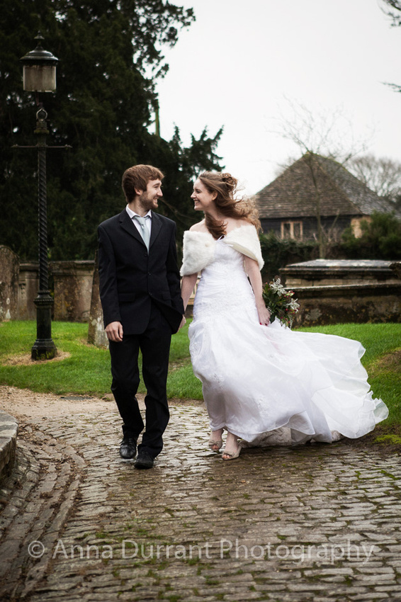 Wedding photography training at Lacock