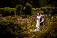Abbey House Gardens wedding